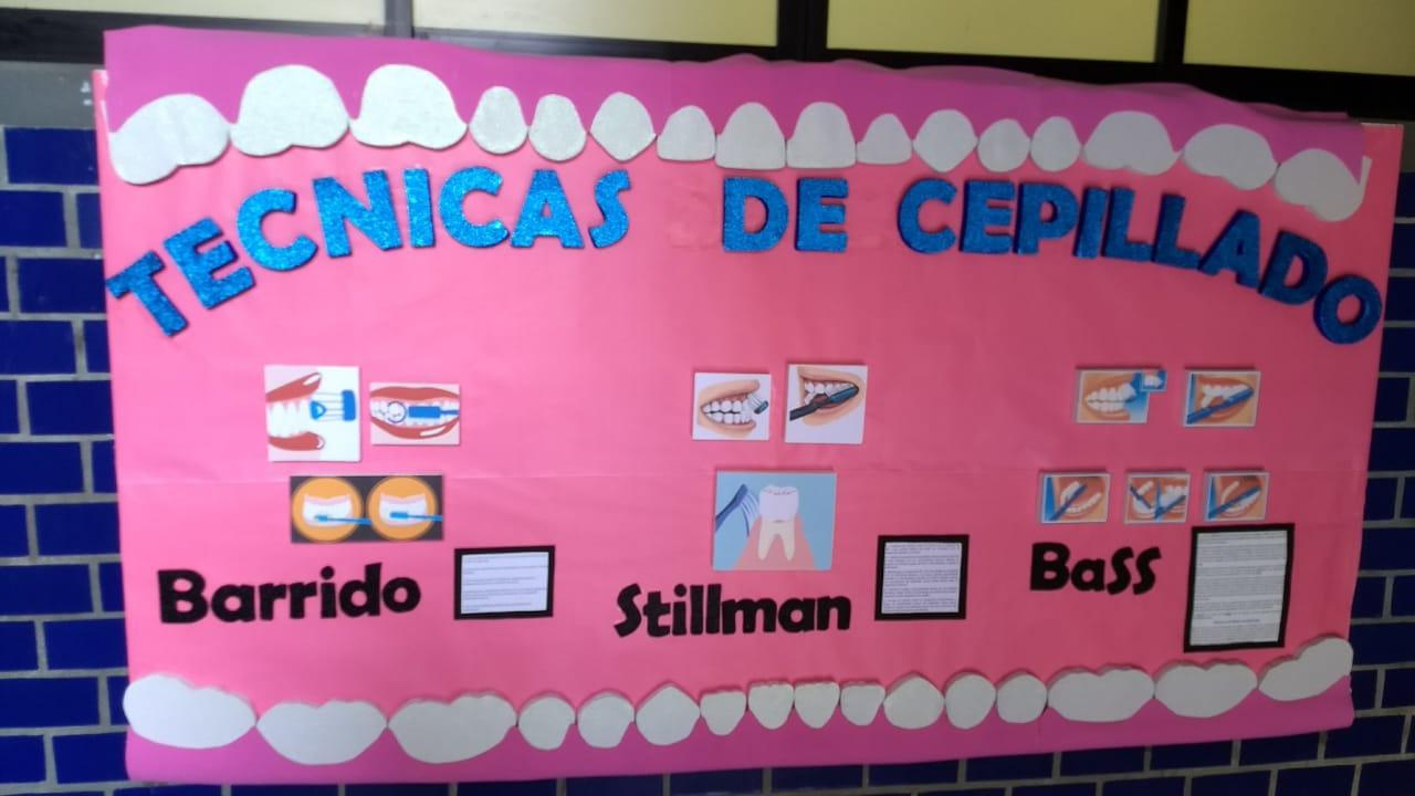 Universidad Hipocrates Periodicos Murales Odontologicos