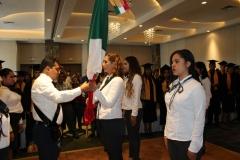 Solemne ceremonia de graduación de licenciaturas por especialidad 2017