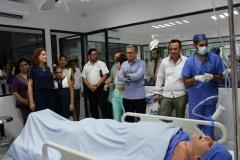 Inaugura la Universidad Hipócrates su Centro de Simulación Médica (CESIME)