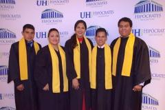 Egresan alumnos de licenciaturas de la Universidad Hipócrates