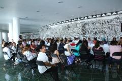 Décima Tercera Sesión Ordinaria del Sistema para la Igualdad de Hombres y Mujeres; la UH involucrada en este evento.