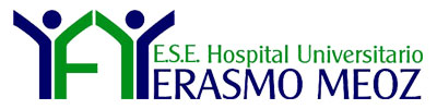 Logotipo Hospital Universitario Erasmo Meoz