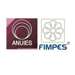 Logotipos ANUIES y FIMPES