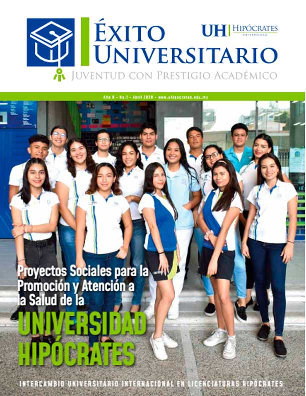 Publicación Éxito Universitario abril 2020