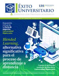 Publicación Éxito Universitario septiembre 2020