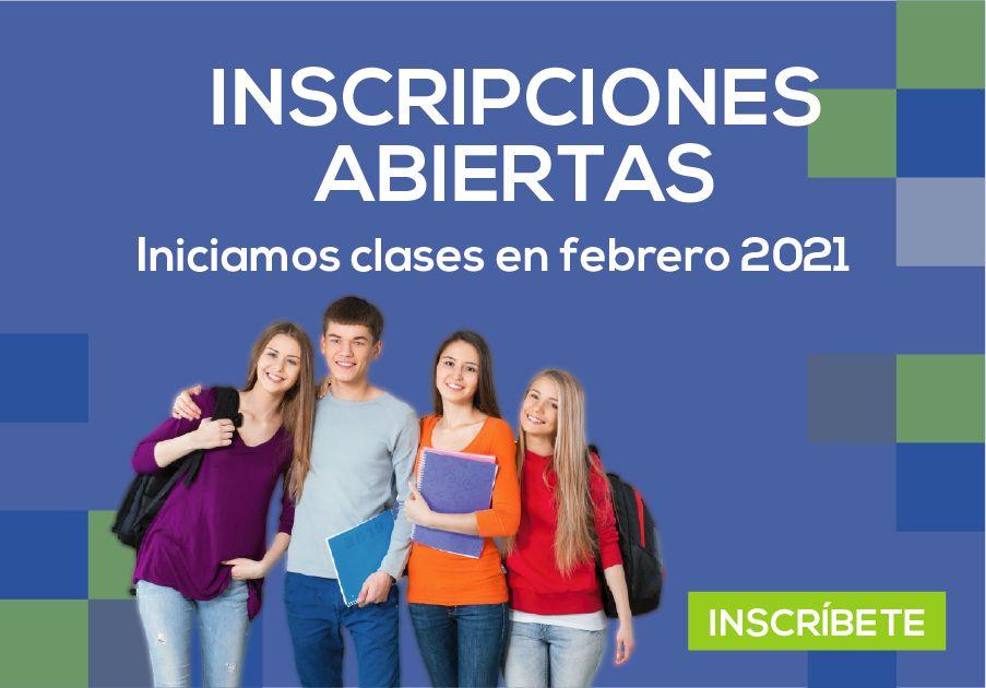 Inscripciones abiertas inicio de clases Universidad Hipócrates febrero 2021