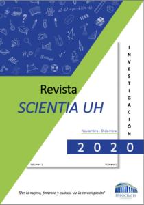 Revista Scientia UH 1 2020