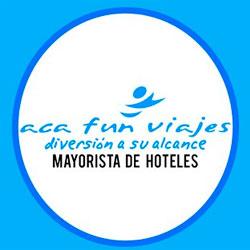 Logo Aca Fun Viajes