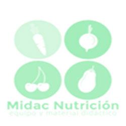 Logo de Midac Nutrición