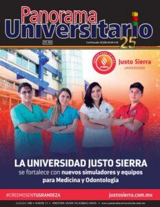 Colaboración Panorama universitario Universidad Justo Sierra