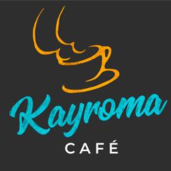 Logo de Kayroma café