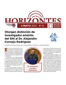 Revista Horizontes mayo 2021