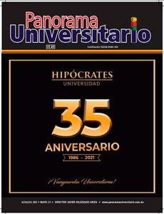 Publicación Panorama Universitario Universidad Hipócrates