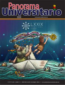 Portada Panorama Universitario junio 2021