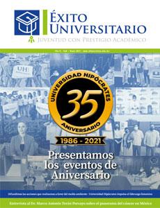 Revista Éxito Universitario mayo 2021